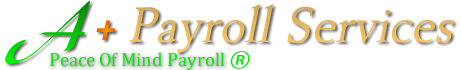A+ Payroll Services